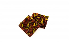 Tablette Garnie Pistache raisins