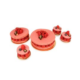Macaronade Fruits rouges
