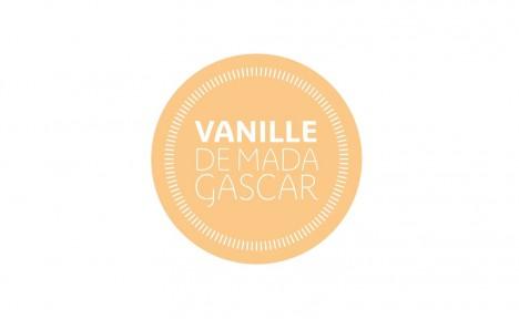 Glace vanille de Madagascar