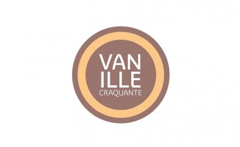Glace vanille craquante