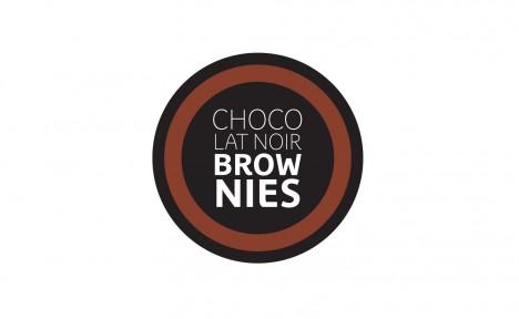 Glace chocolat brownie