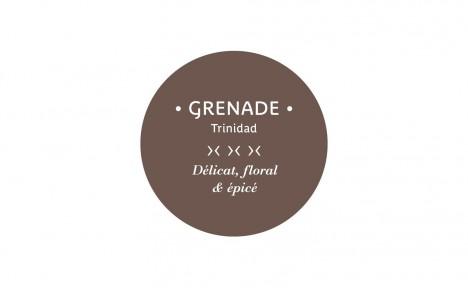Tablette Grenade