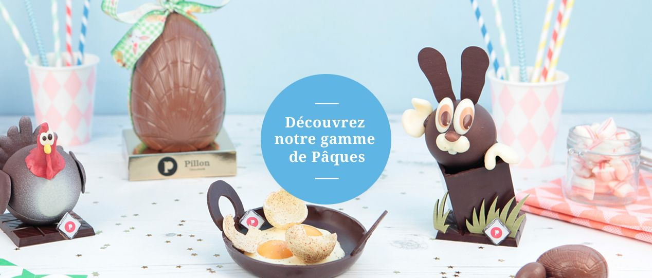 PAQUES chocolaterie