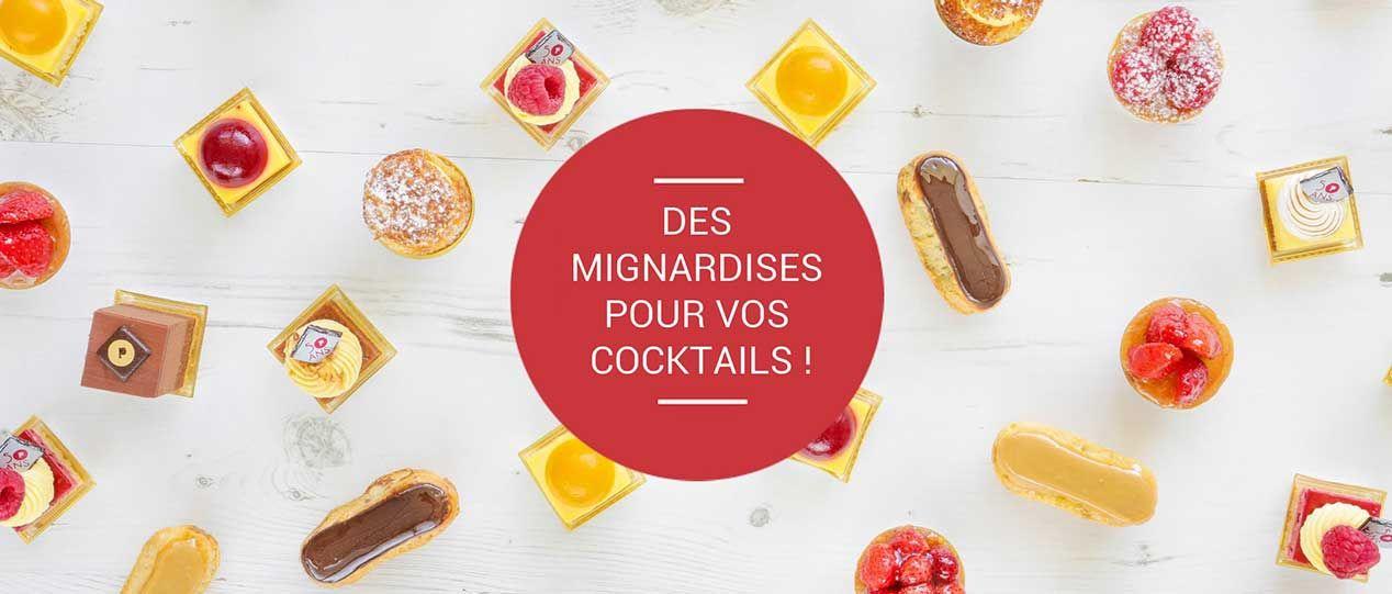 Mignardise pour vos cocktails !