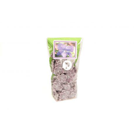 Bonbons acidulée à la violette