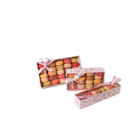 Réglette de macarons lisses
