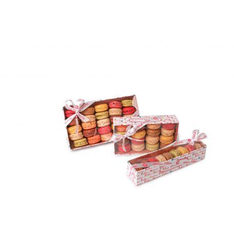 Réglettes de macarons
