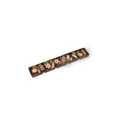 Barrettes de chocolat